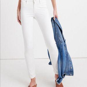 Lucky Brand Hayden Skinny Jeans White